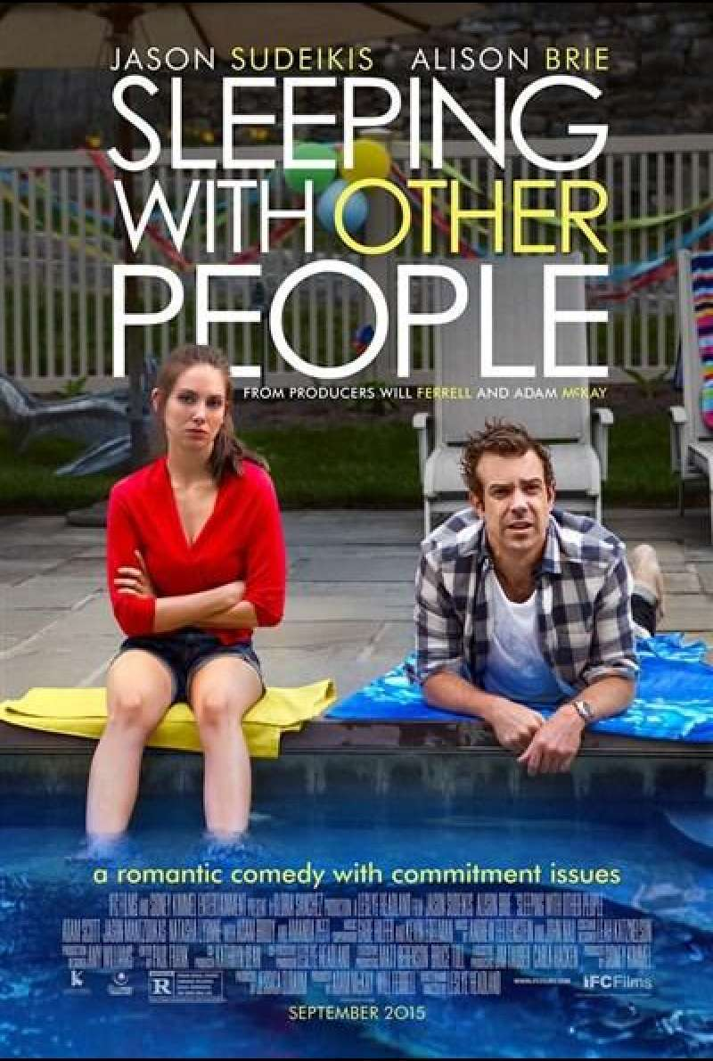 Sleeping with Other People von Leslye Headland - Filmplakat (US)