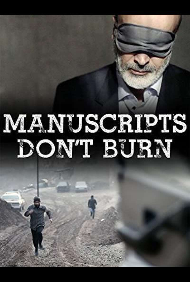 Manuscripts Don't Burn - Filmplakat (INT)