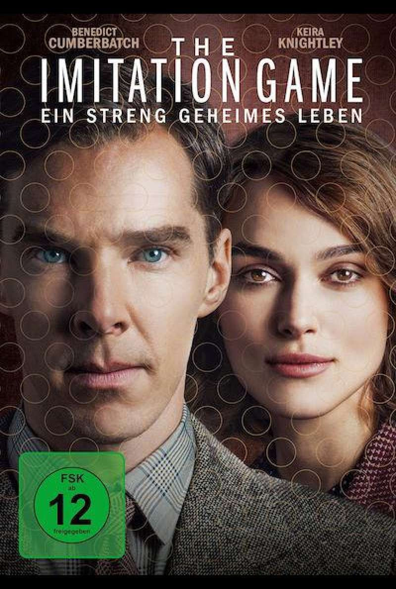 The Imitation Game - DVD-Cover