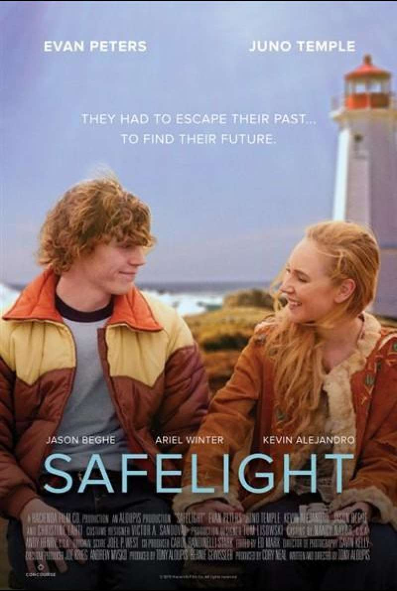Safelight - Filmplakat (US)