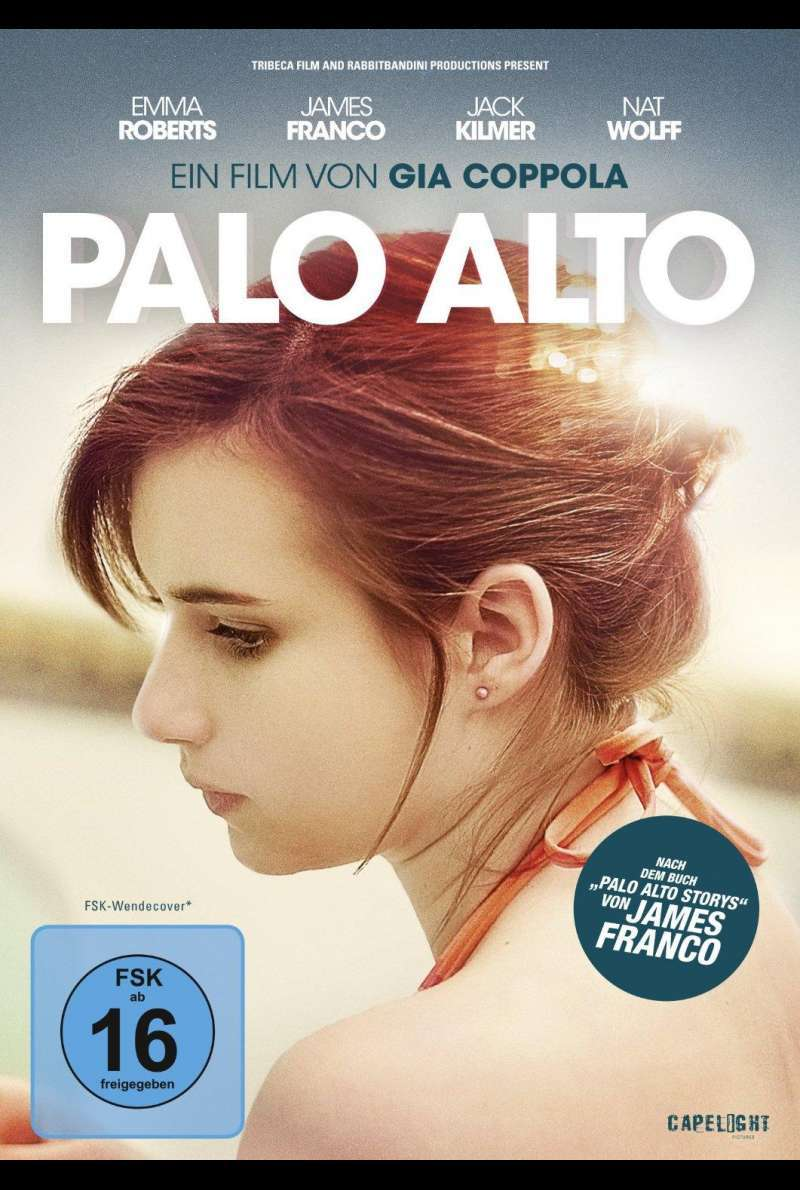 Palo Alto - DVD-Cover