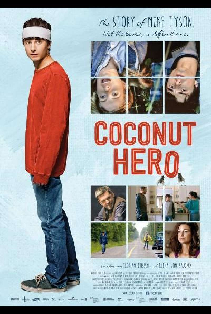 Coconut Hero - Filmplakat (INT)