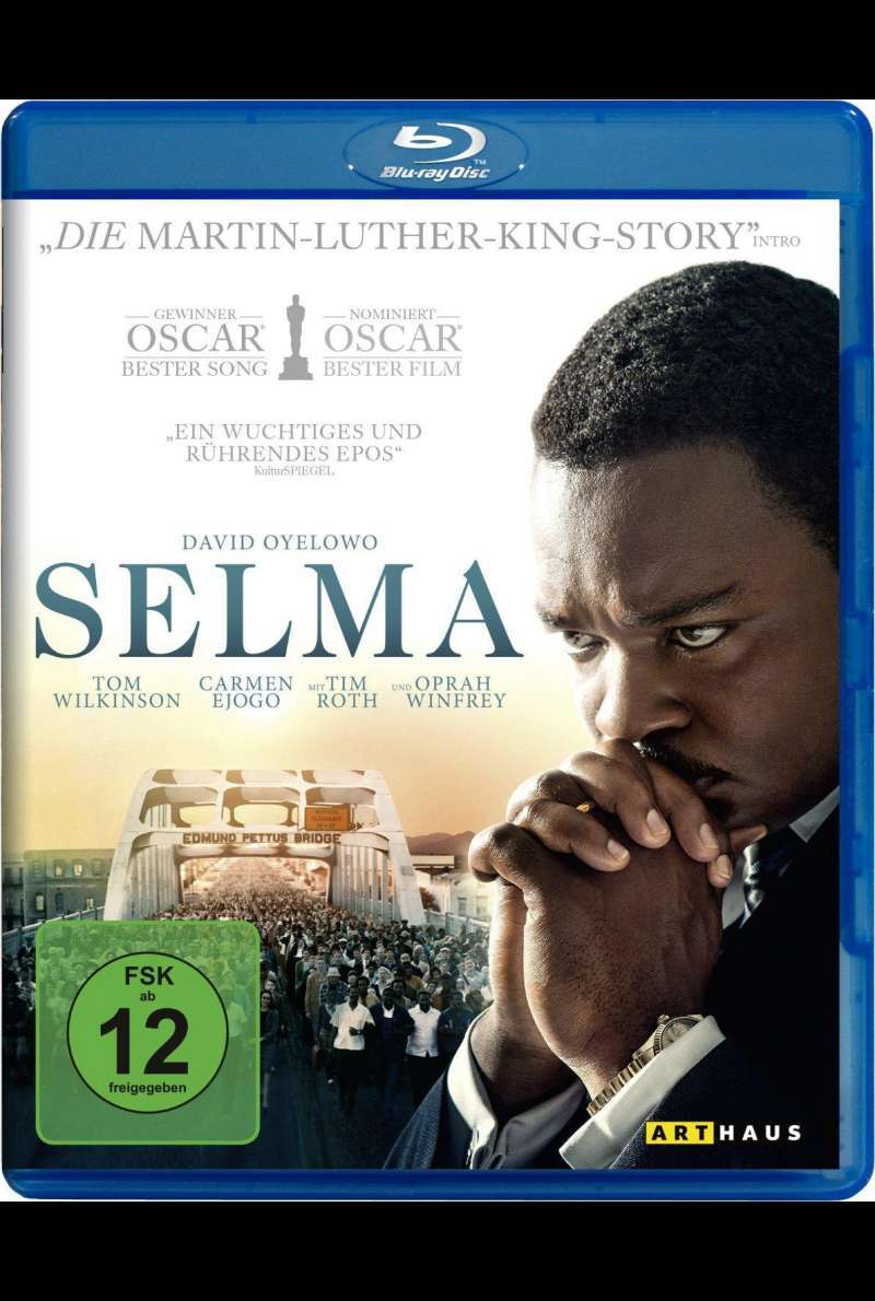 Selma - Blu-ray-Cover