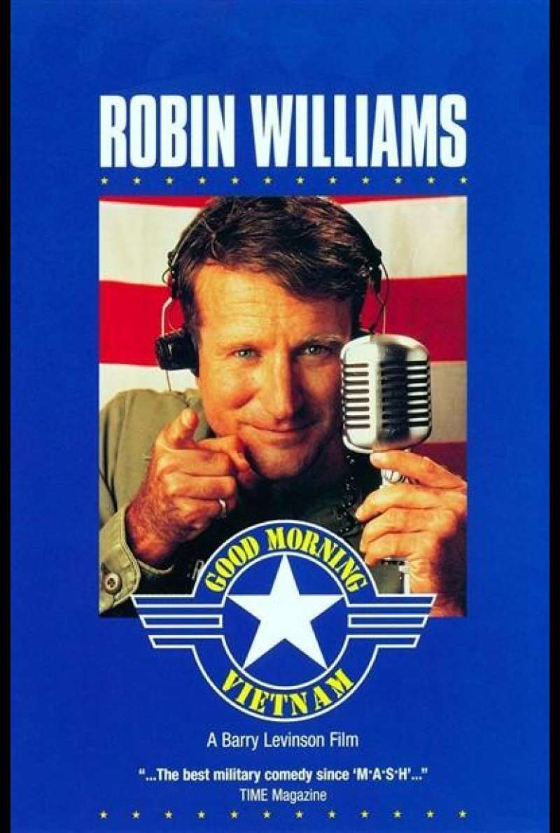 Good Morning, Vietnam - Filmplakat