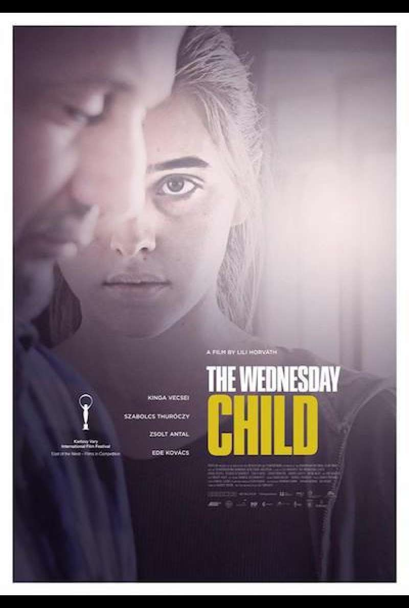 The Wednesday Child - Filmplakat (INT)