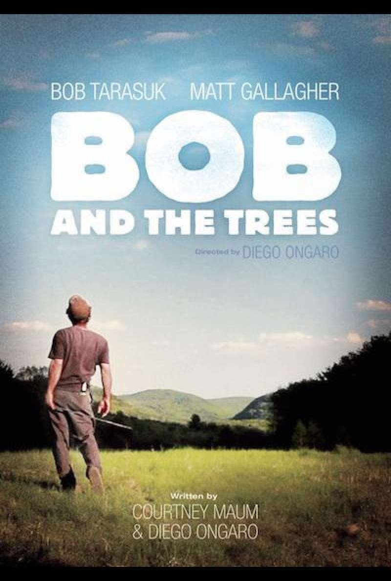 Bob and the Trees - Filmplakat (US)