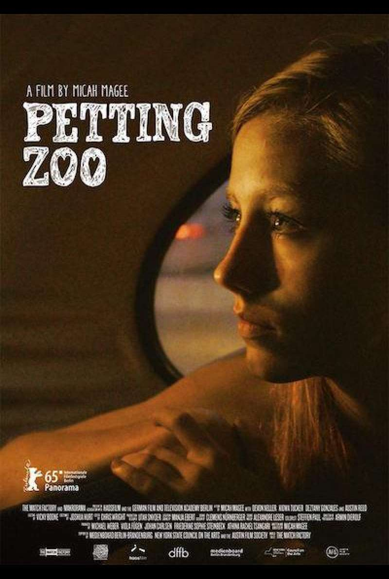 Petting Zoo von Micah Magee - Filmplakat (INT)