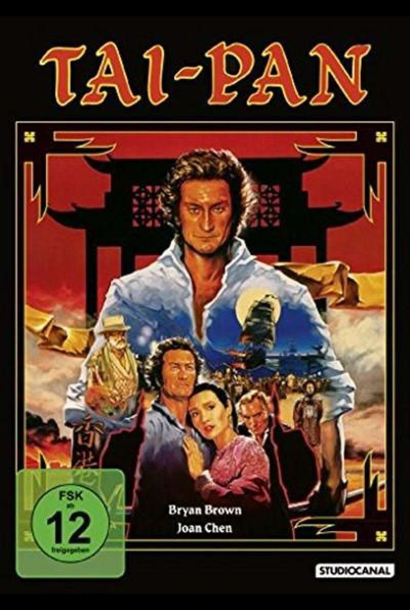 Tai-Pan - DVD-Cover