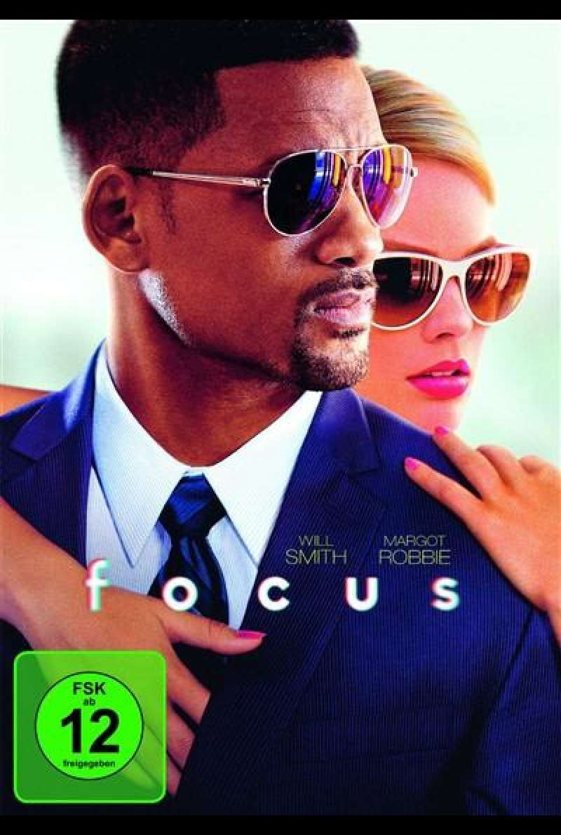 Focus - DVD-Cover