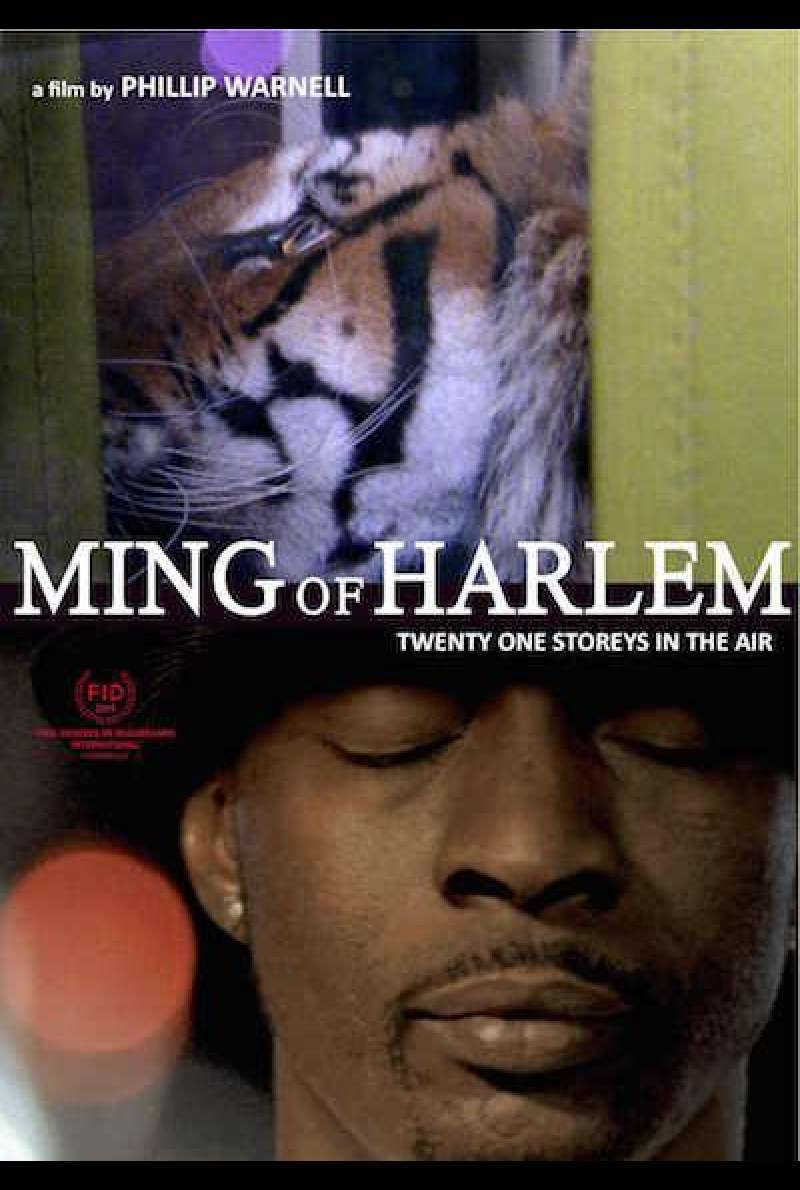 Ming of Harlem: Twenty One Storeys in the Air - Filmplakat (INT)