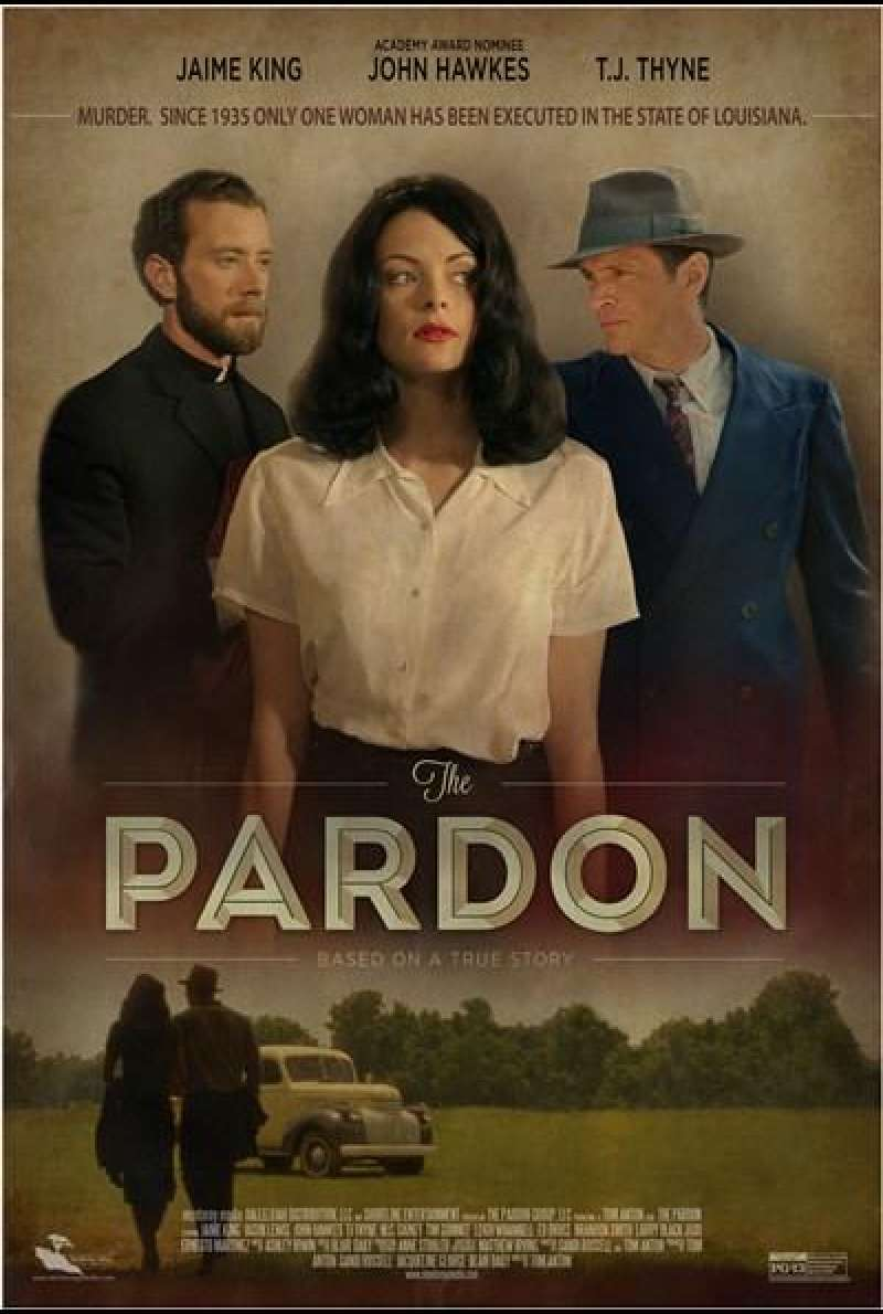 The Pardon von Tom Anton - Filmplakat (US)