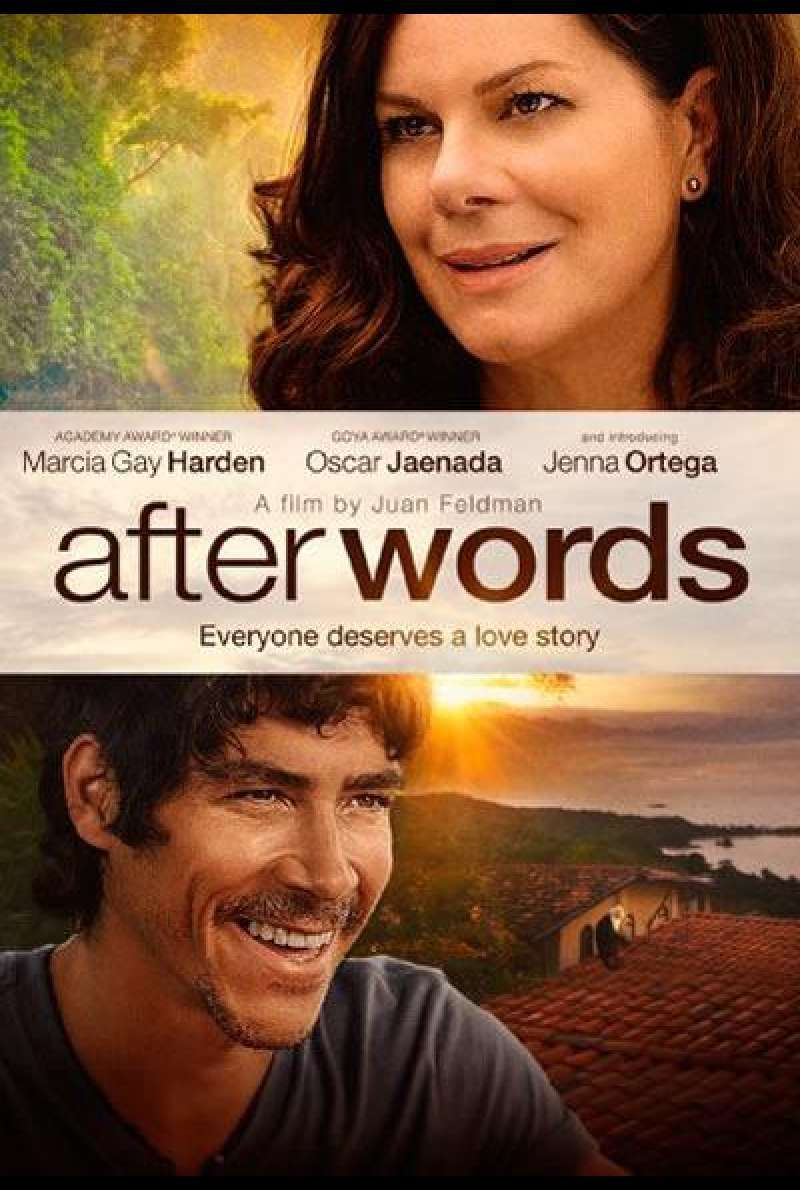 After Words - Filmplakat (US)