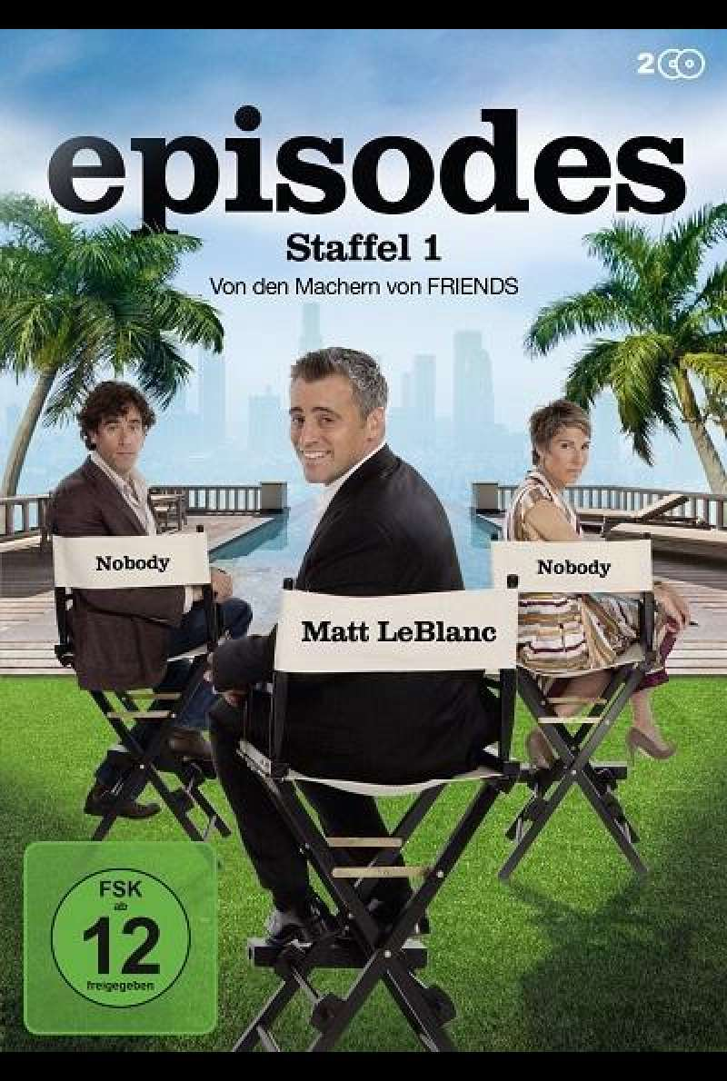 Episodes - Staffel 1 - DVD-Cover