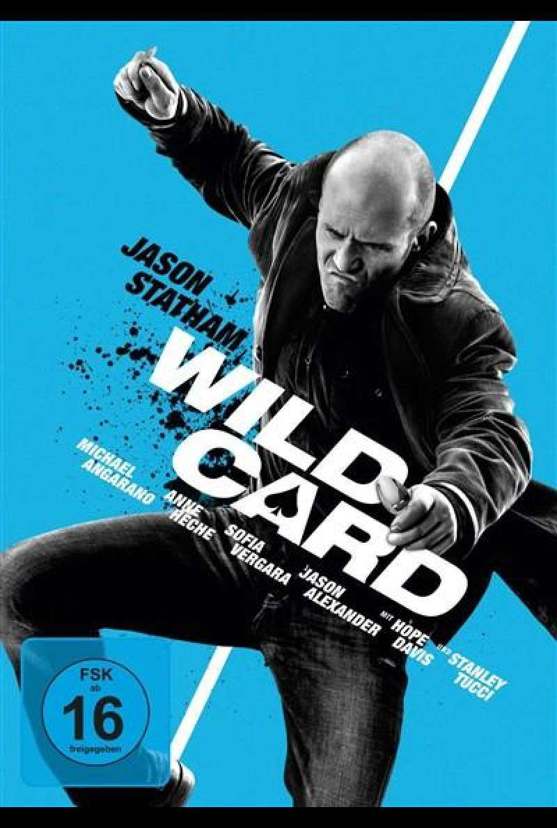 Wild Card - DVD-Cover