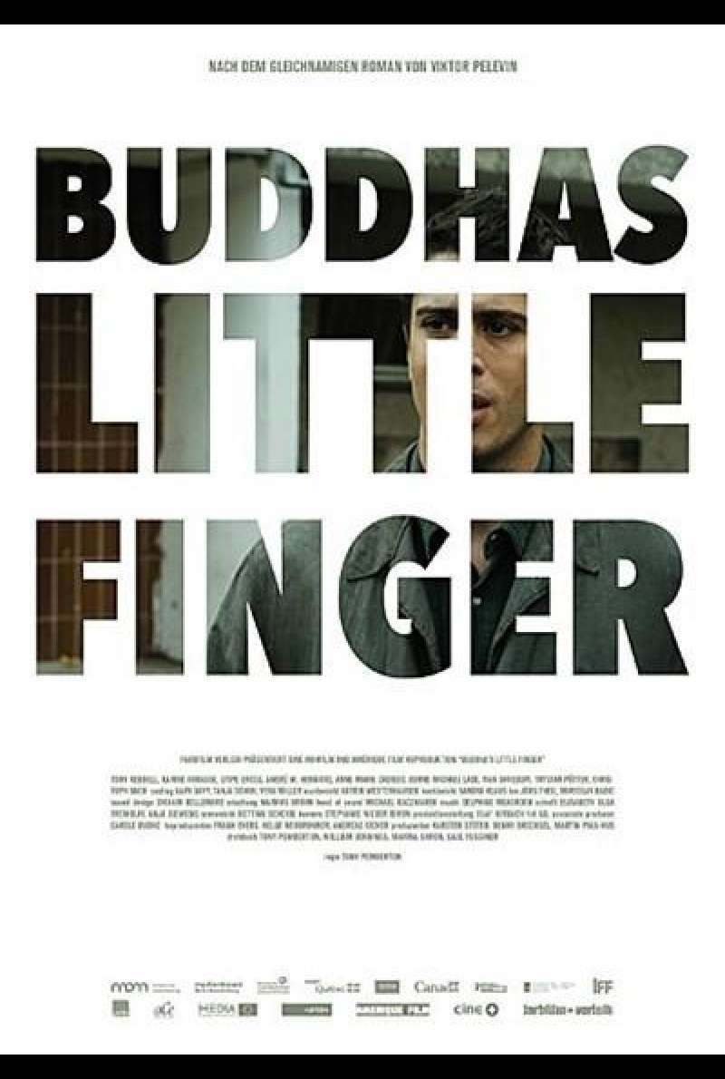 Buddha's Little Finger - Filmplakat