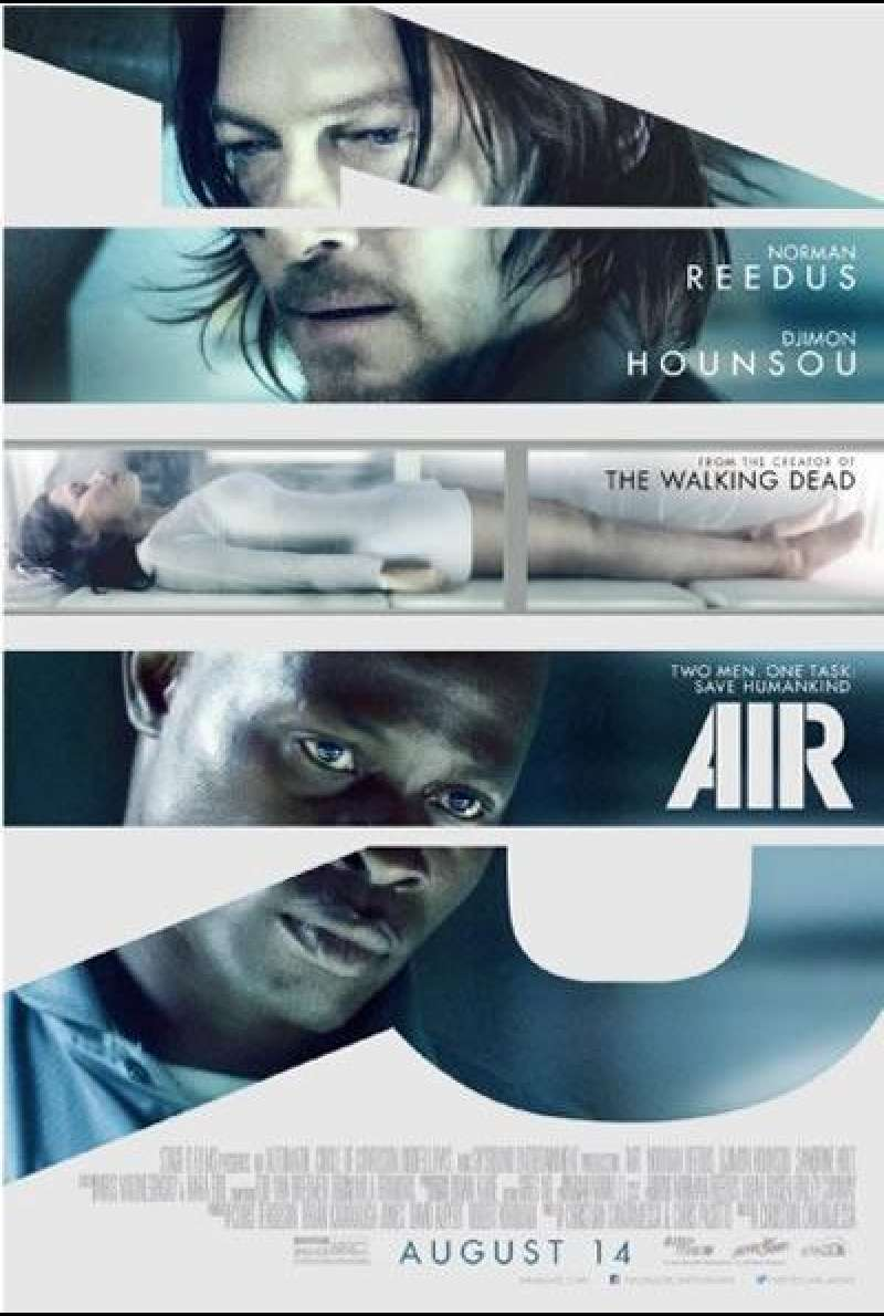 Air - Filmplakat (US)