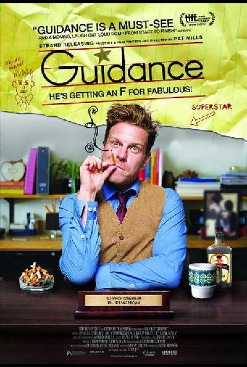 Guidance - Filmplakat (CA)