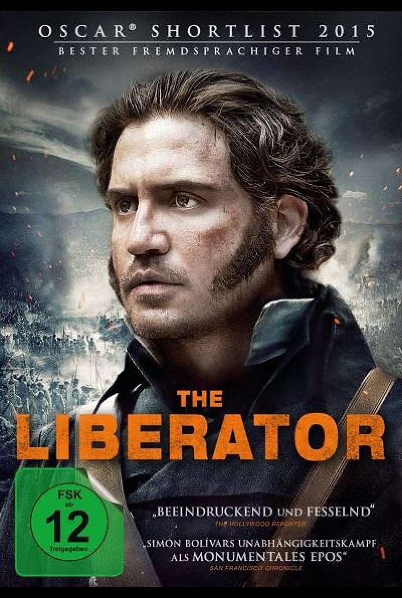The Liberator - DVD-Cover
