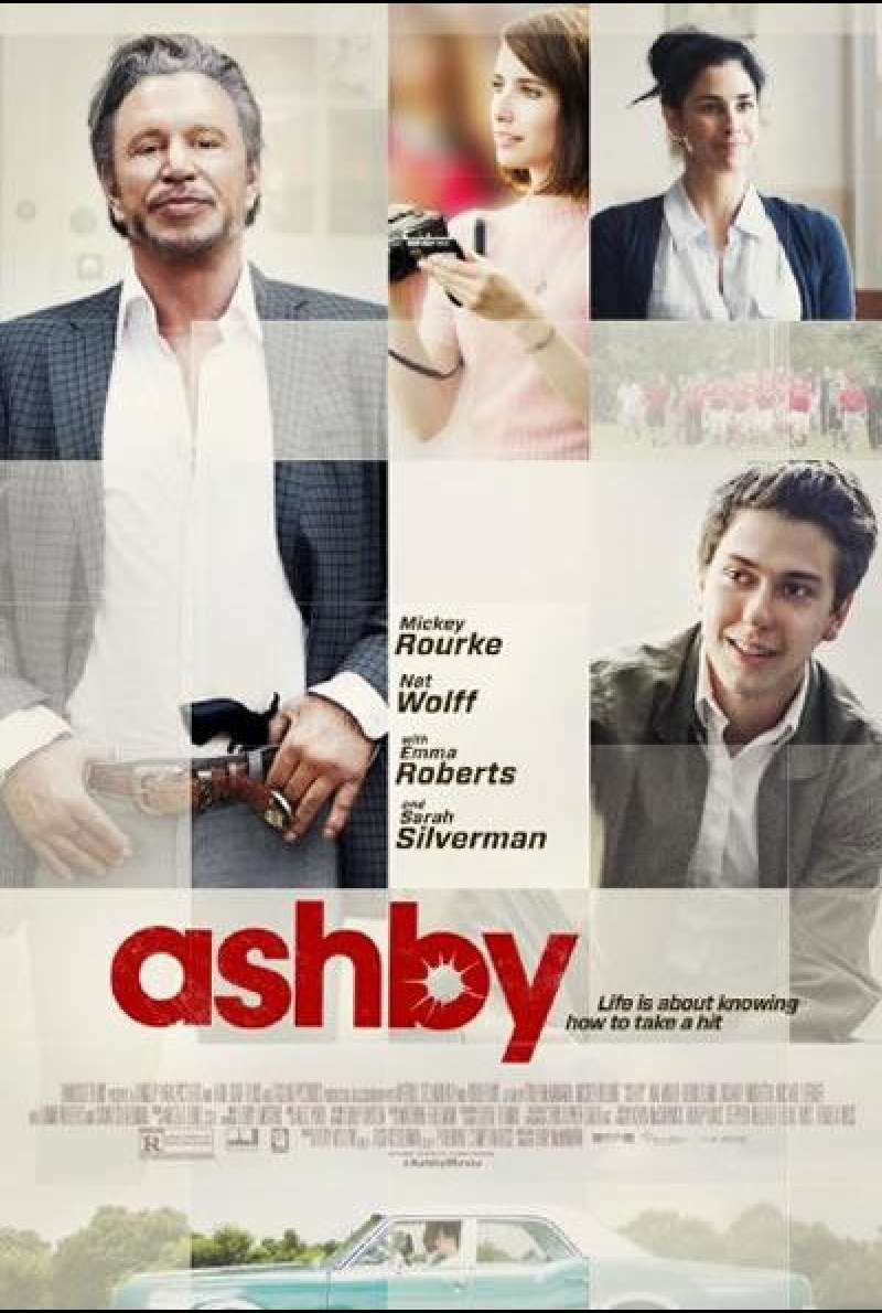 Ashby - Filmplakat (US)