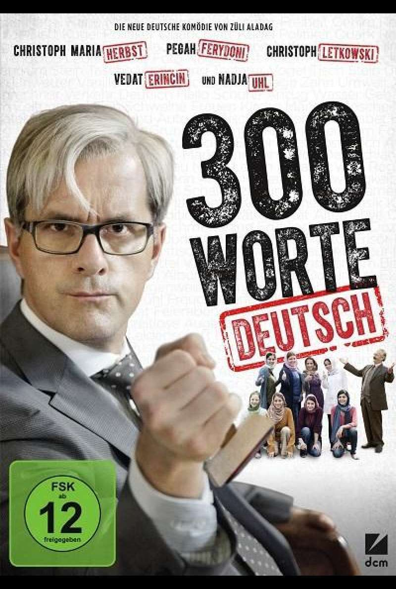 300 Worte Deutsch - DVD-Cover