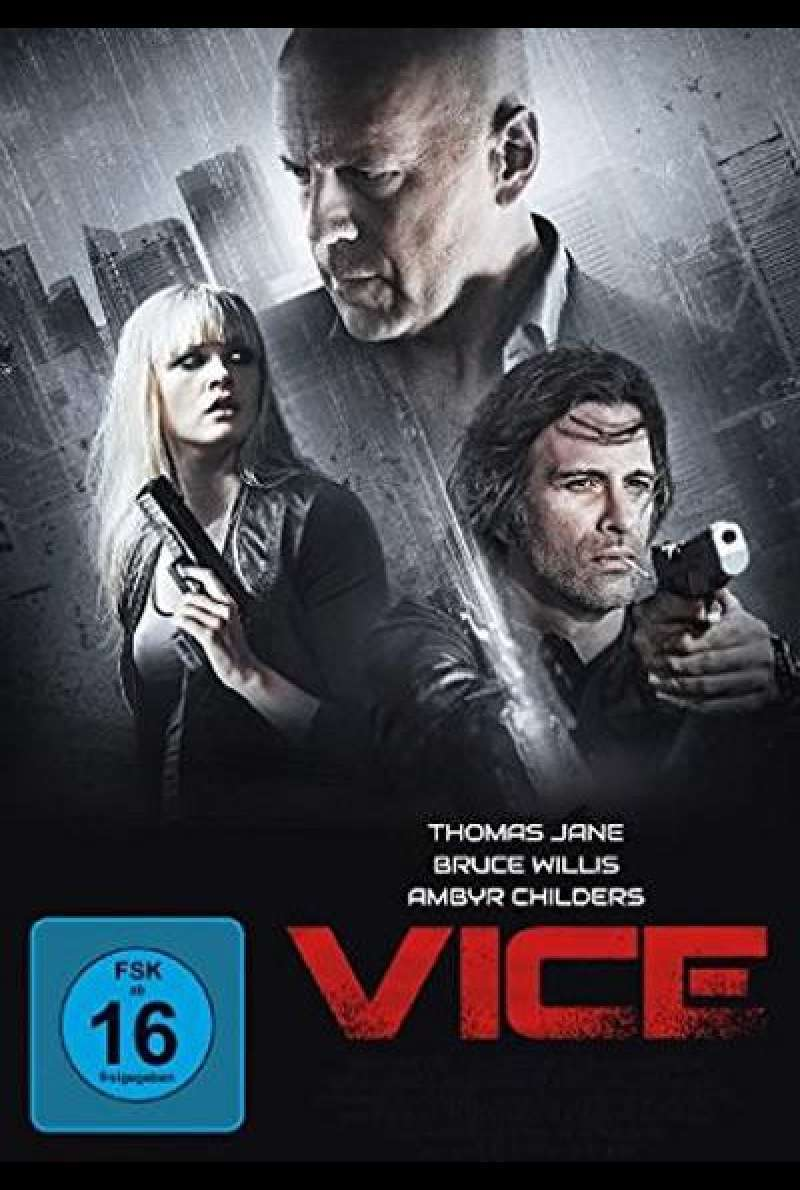 Vice - DVD-Cover