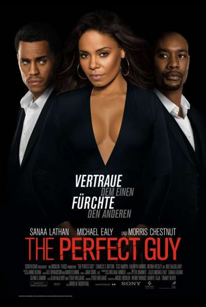 Perfect Guy - Filmplakat