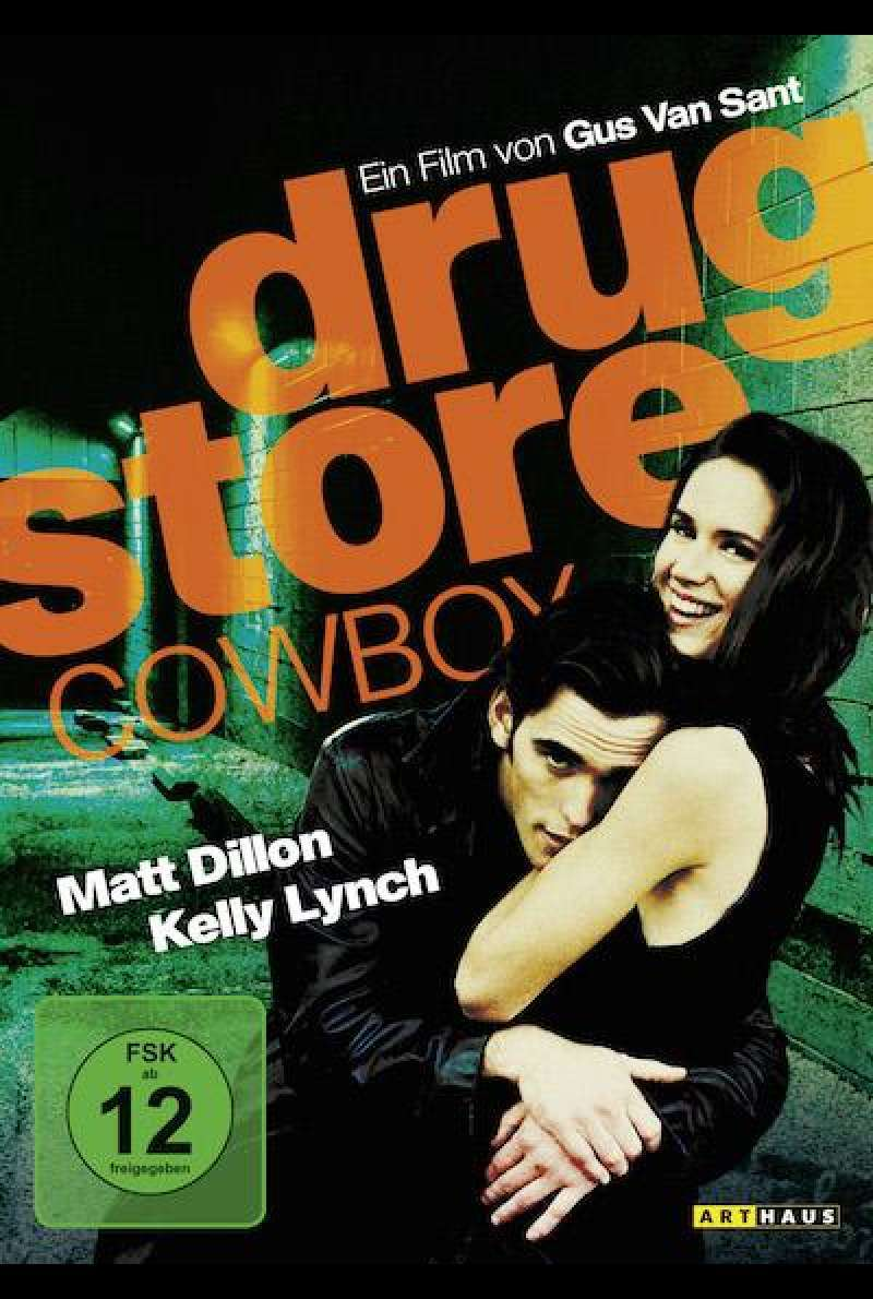 Drugstore Cowboy - DVD-Cover