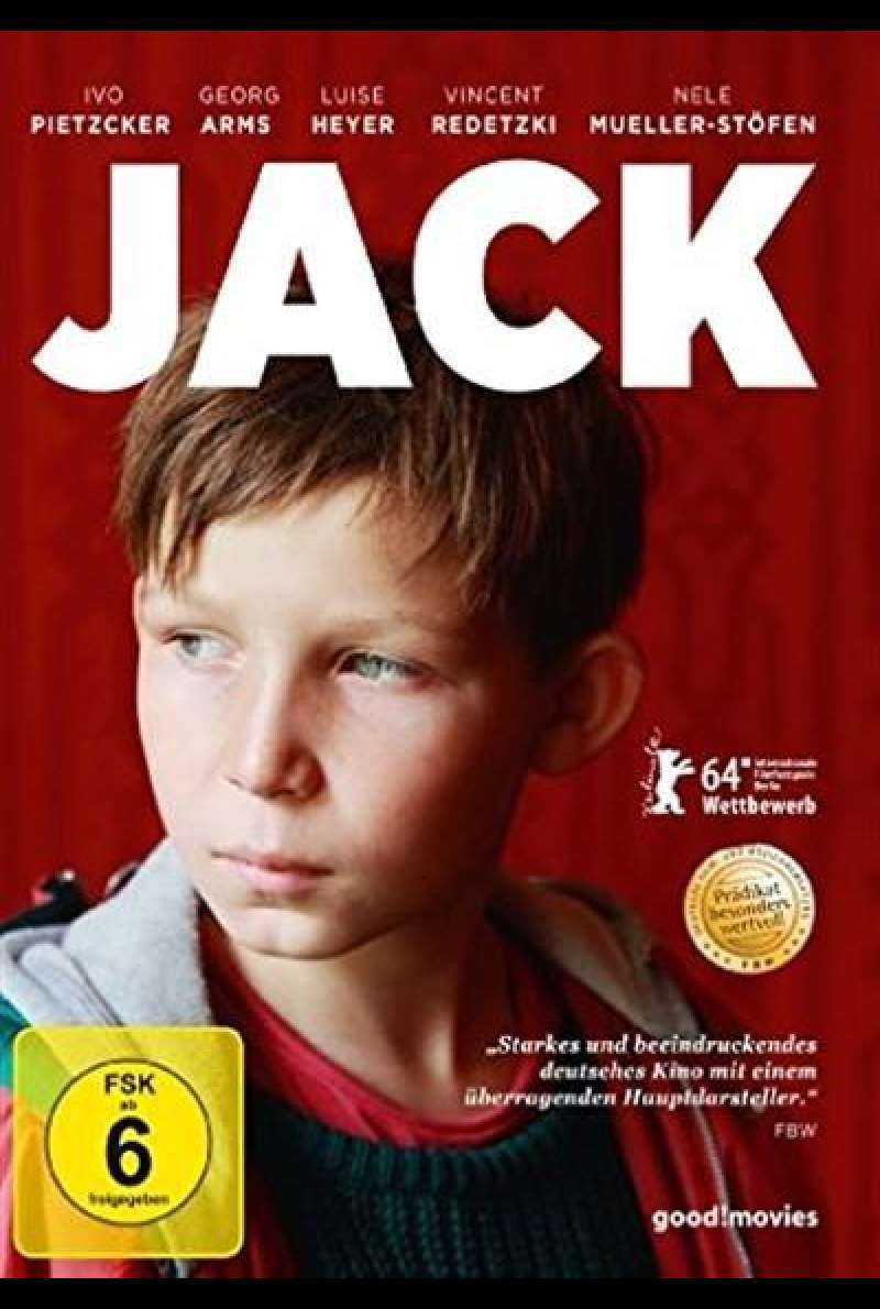 Jack - DVD-Cover