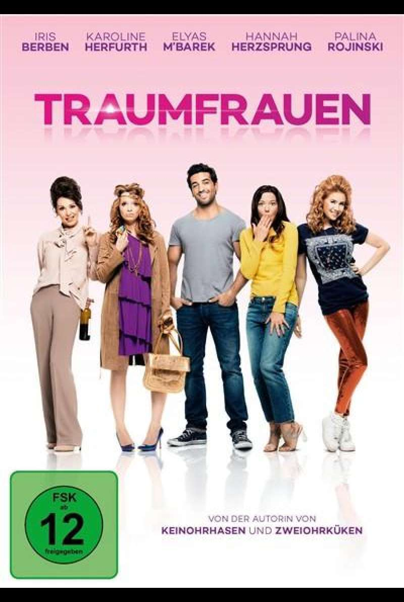 Traumfrauen - DVD-Cover