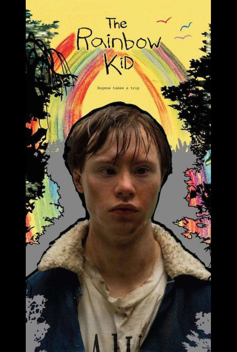 The Rainbow Kid von Kire Paputts - Filmplakat (CA)