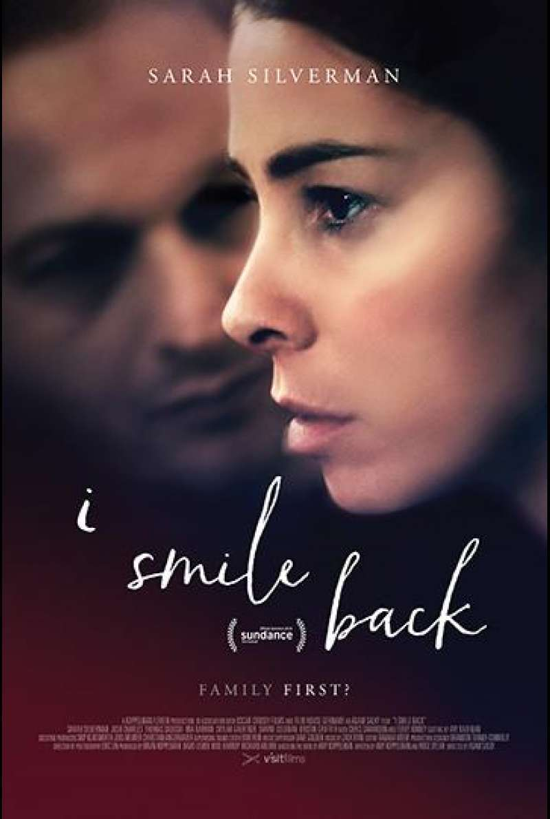 I Smile Back - Filmplakat (US)