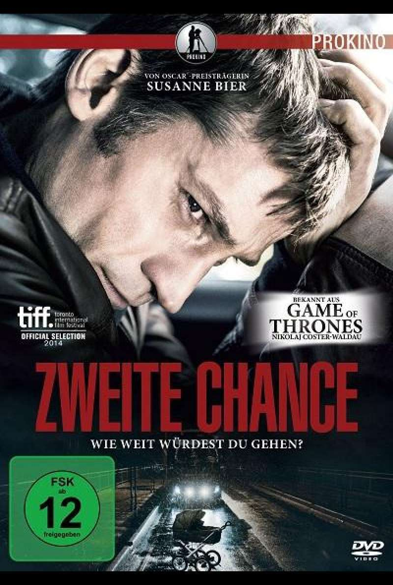 Zweite Chance - DVD-Cover