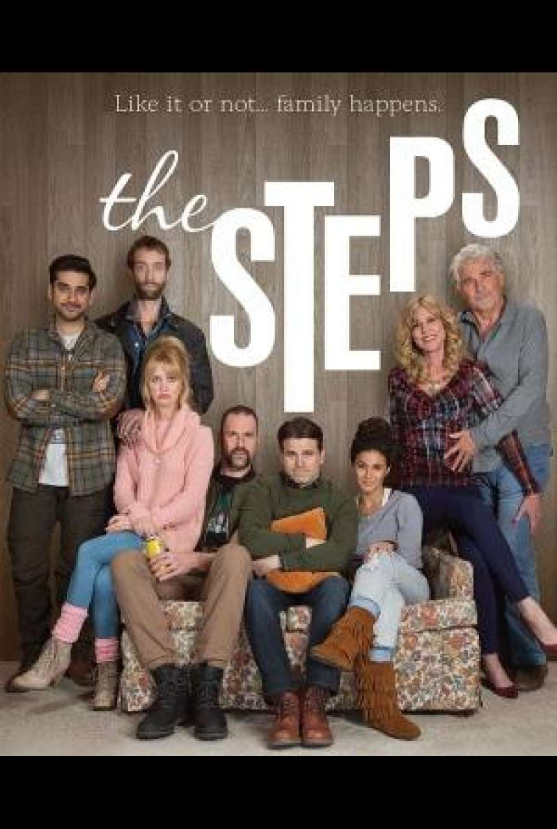 The Steps - Filmplakat (CA)