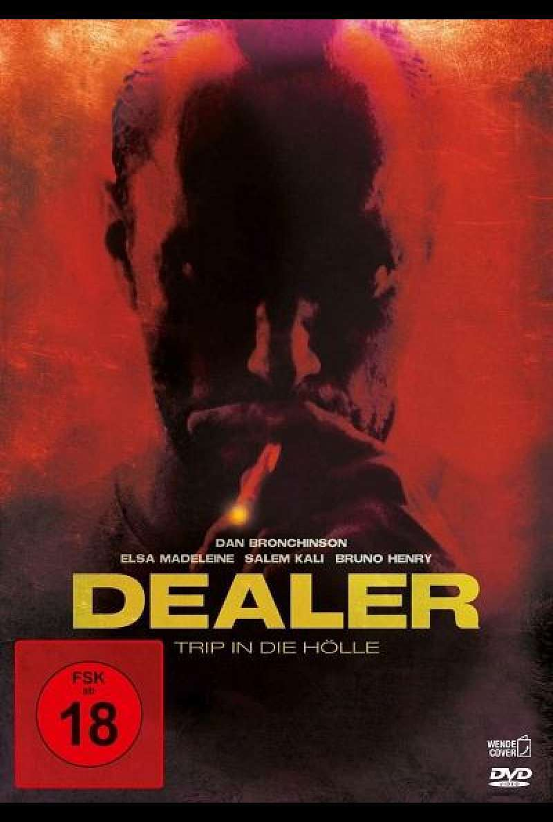 Dealer - Trip in die Hölle - DVD-Cover