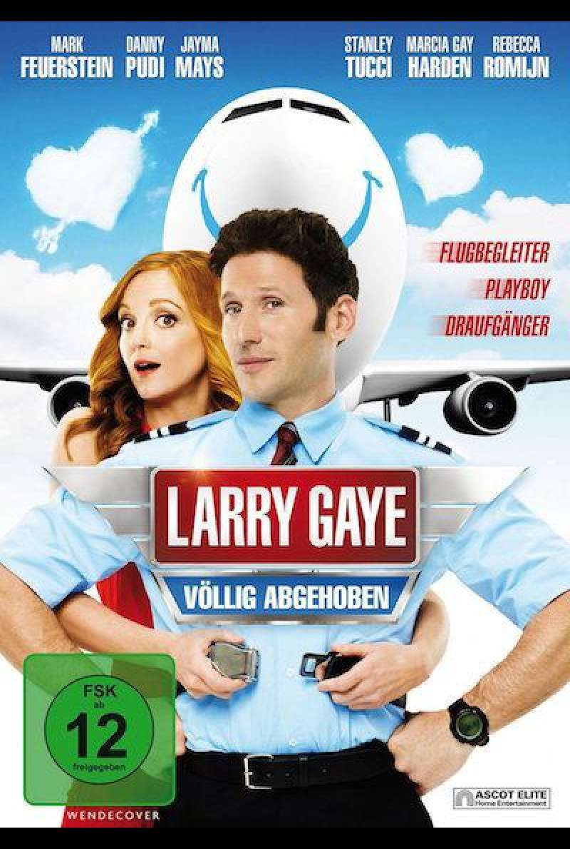 Larry Gaye - DVD-Cover