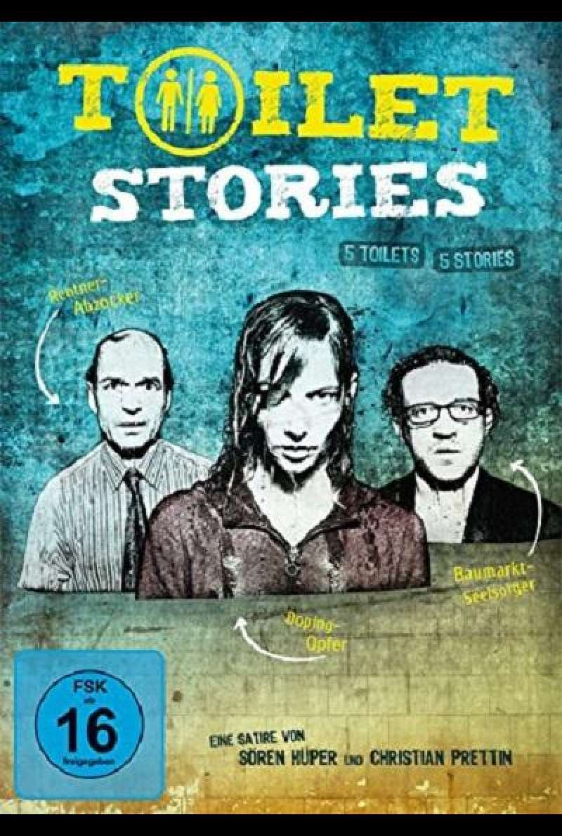 Toilet Stories - DVD-Cover