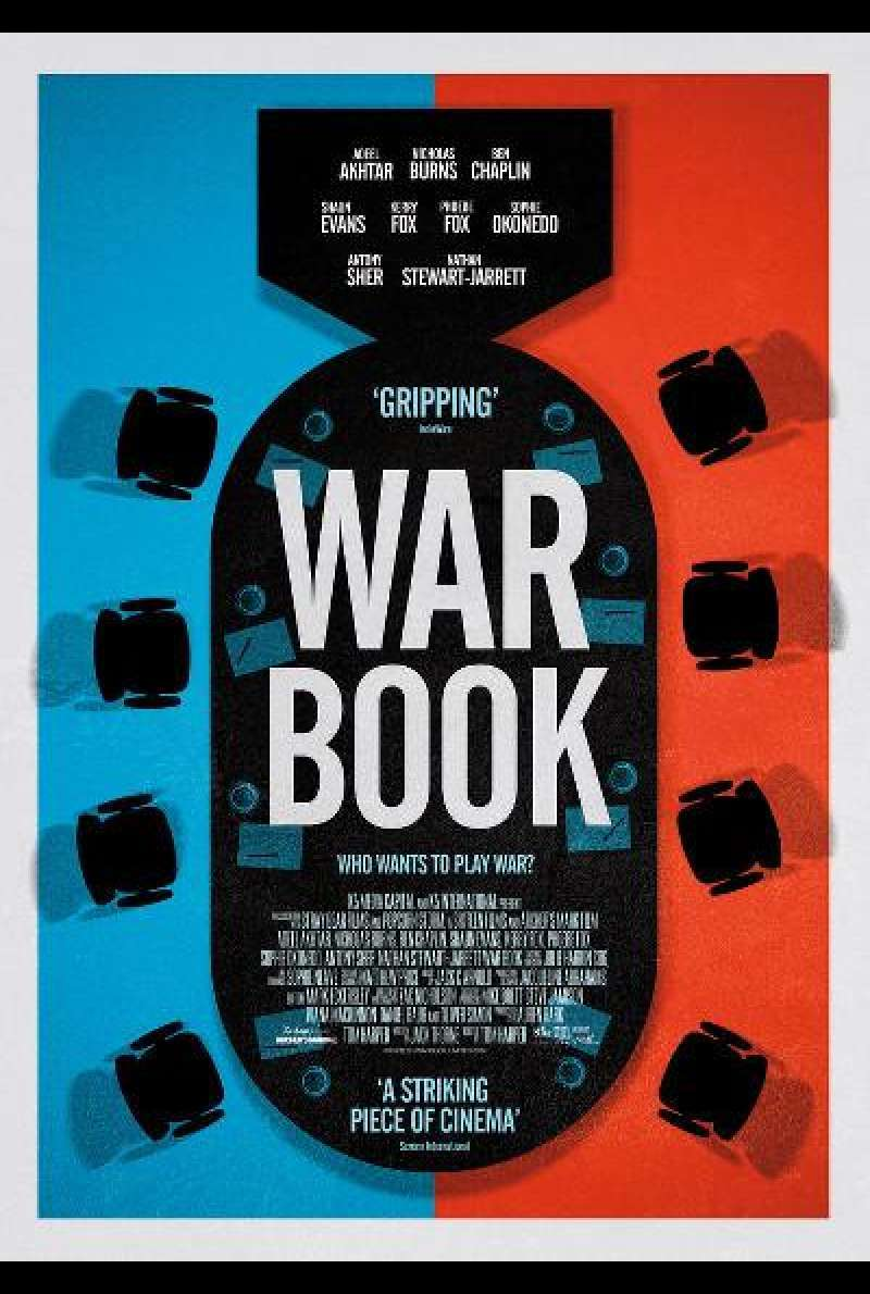 War Book -Filmplakat (UK)