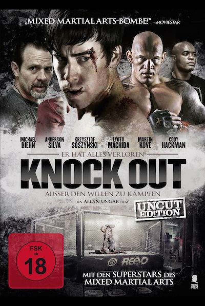 Knock Out von Allan Ungar - DVD-Cover