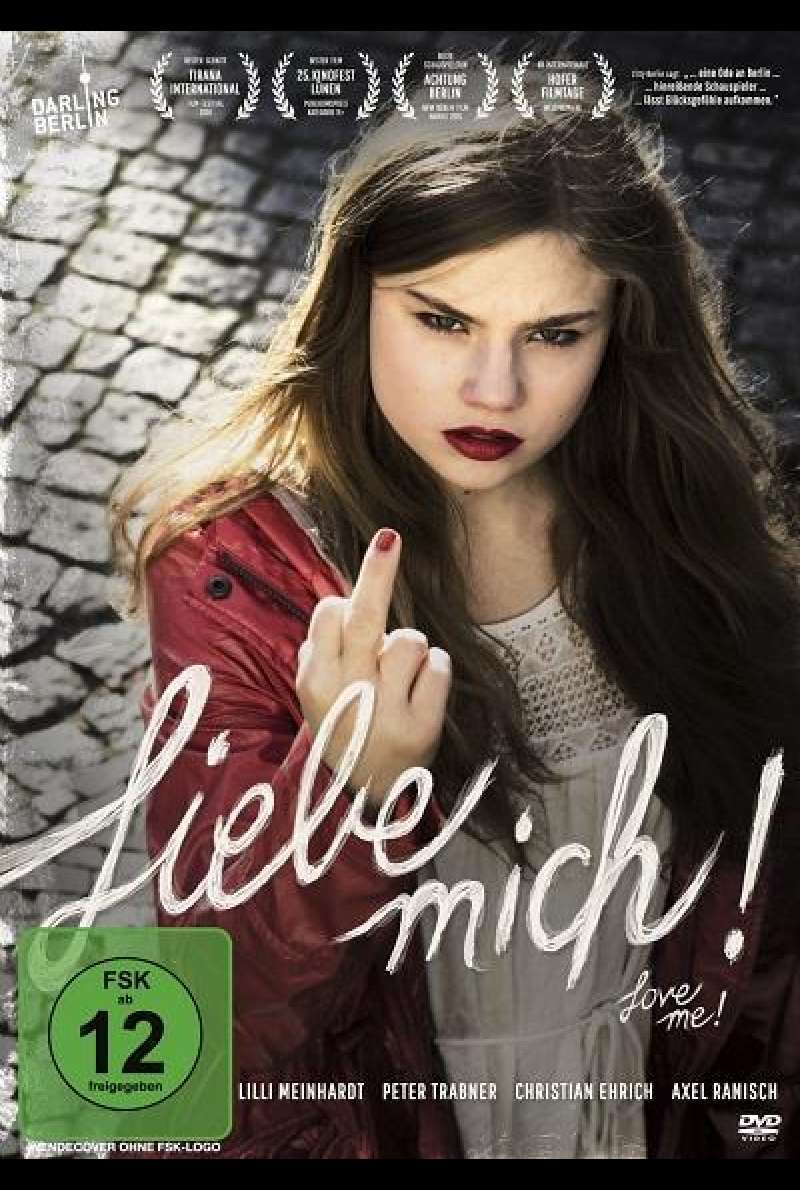 Liebe mich! - DVD-Cover