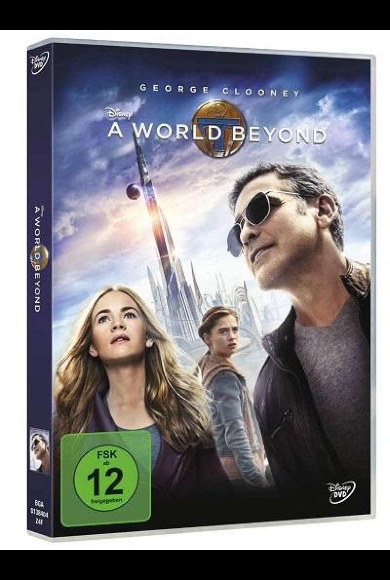 A World Beyond - DVD-Cover