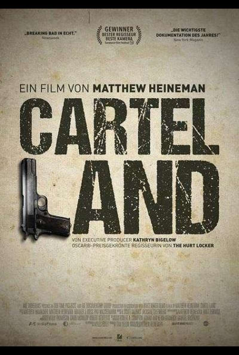 Cartel Land - Filmplakat