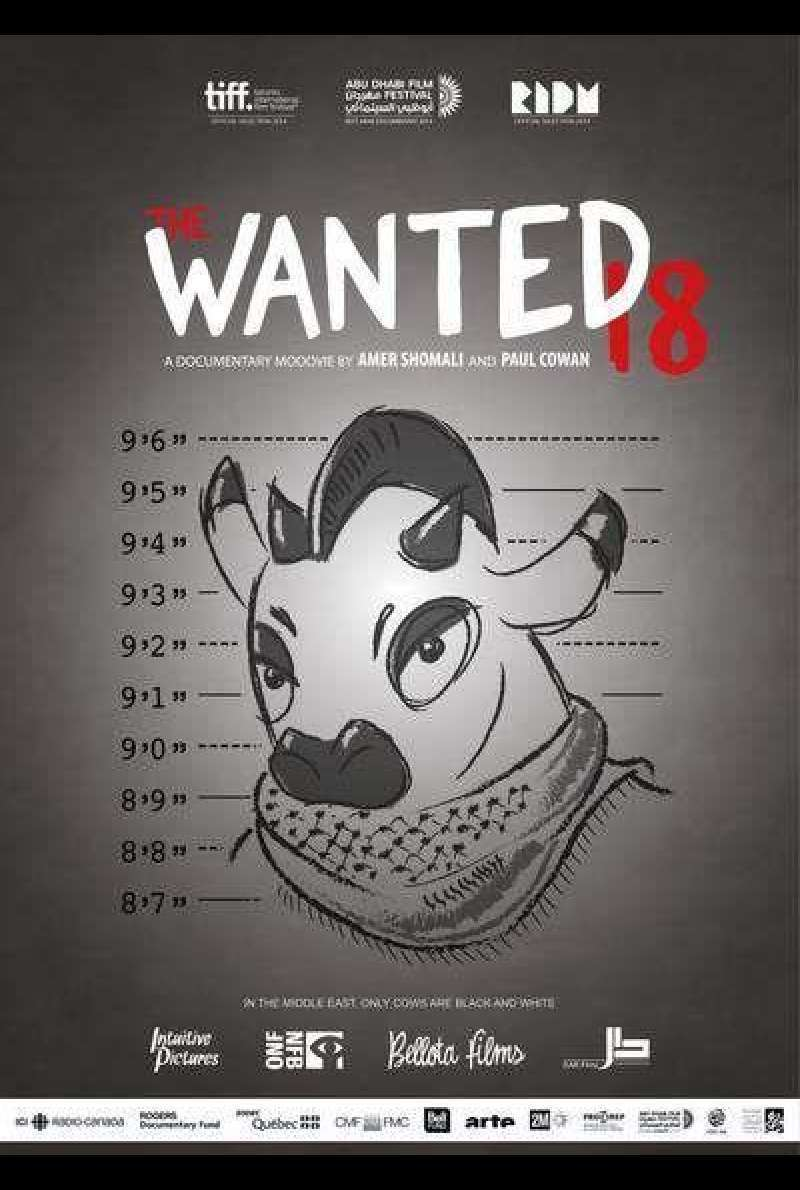 The Wanted 18 - Filmplakat (INT)