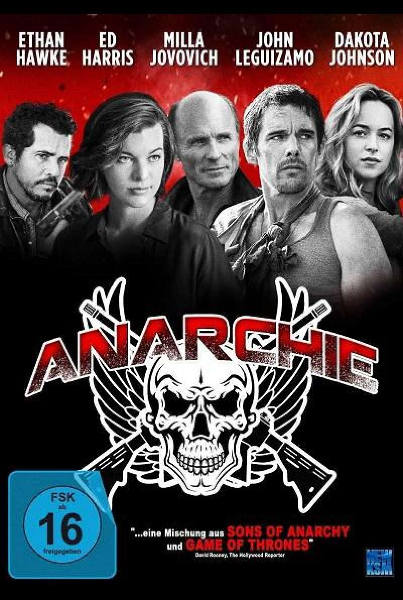 Anarchie - DVD-Cover
