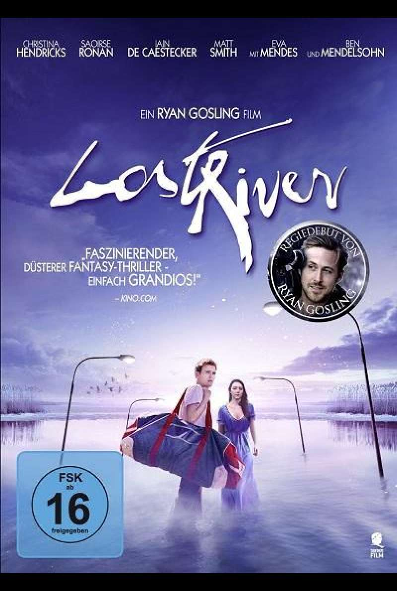 Lost River - DVD-Cover
