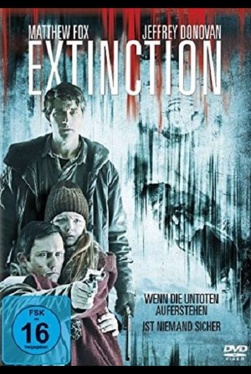 Extinction - DVD-Cover