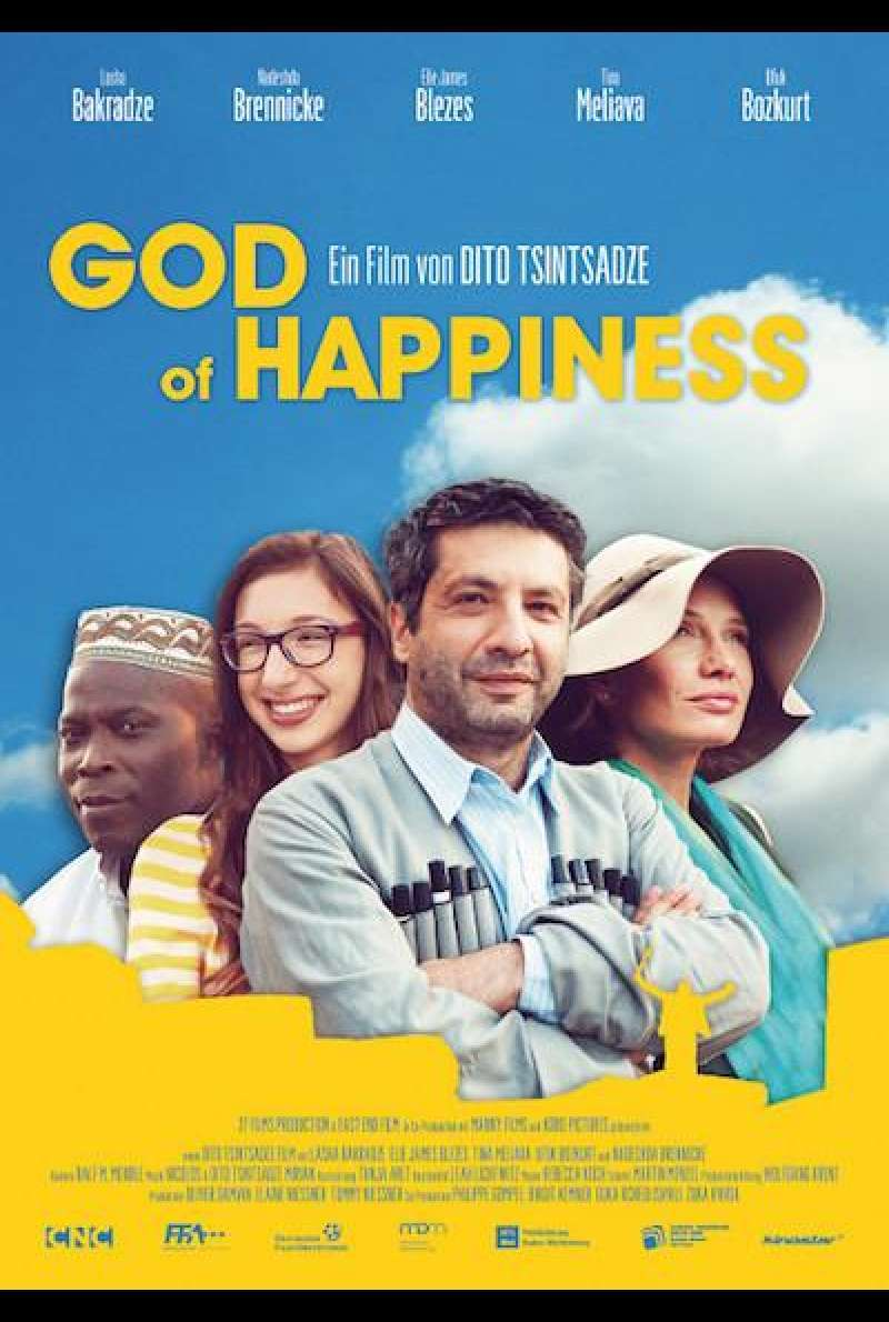 God of Happiness - Filmplakat