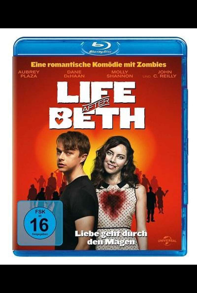 Life After Beth - Blu-ray-Cover