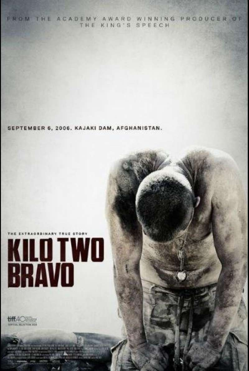 Kilo Two Bravo - Filmplakat (US)