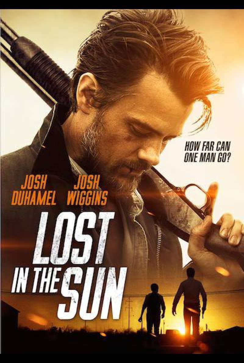 Lost in the Sun von Trey Nelson - Filmplakat (US)