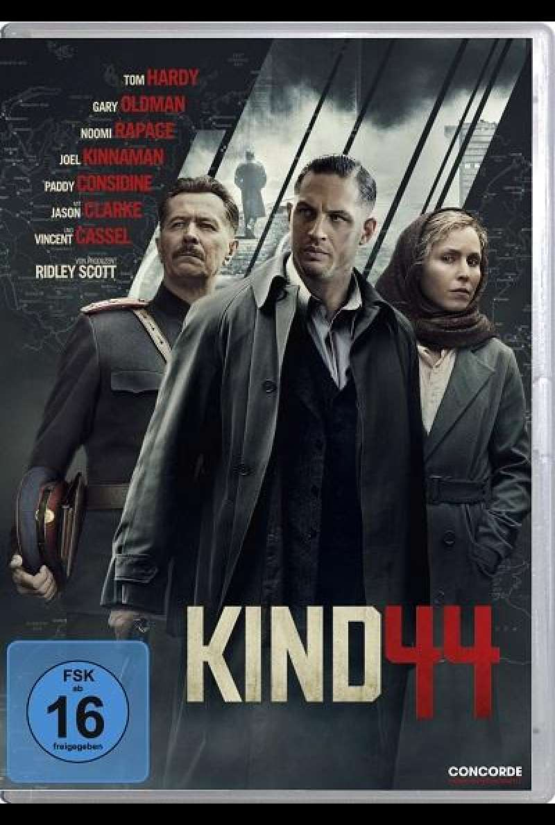 Kind 44 - DVD-Cover